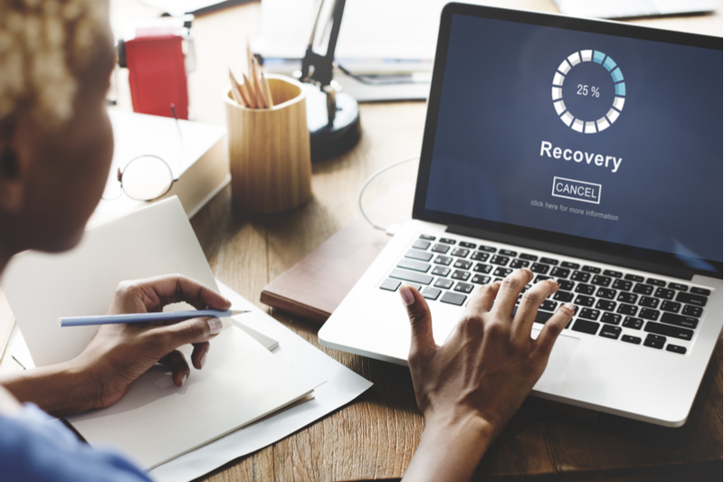 Is data recovery software safe?