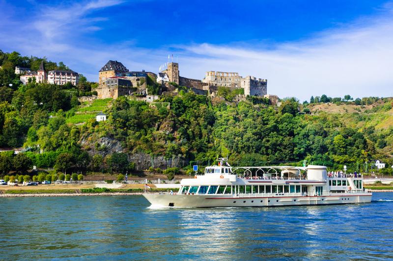 Real Life Fairy Tale: Cruises on the Rhine