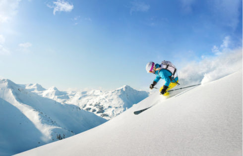 Top 5 Ski Resorts Canada