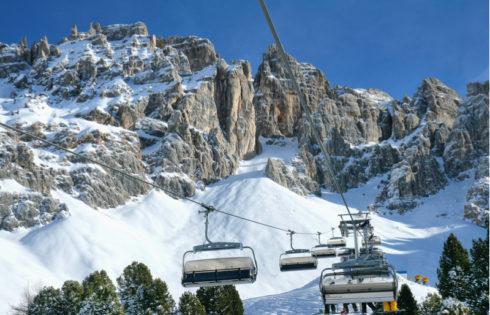 Top 5 Ski Resorts Italy