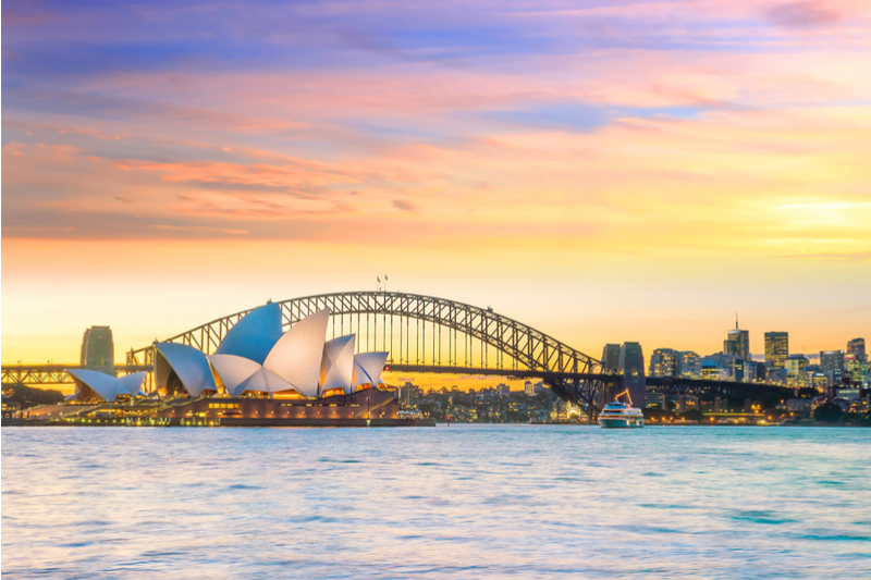 Top 3 things to do in Sydney