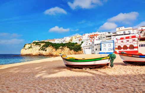The best beaches in Portugal
