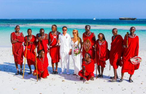 Kenya Honeymoon Itinerary
