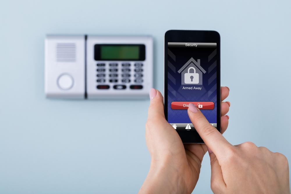 Best wireless house alarm