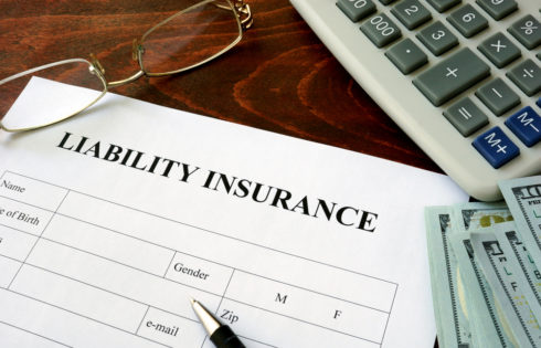 Professional liability insurance companies