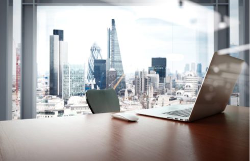 A London Office Without Paying Rent